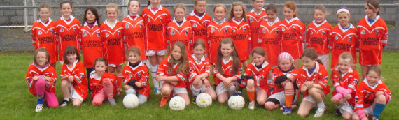 Barna Girls U8 and U9